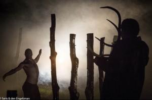 Reis naar het einde van de nacht - Oerol2014 - © Saris & den Engelsman 1